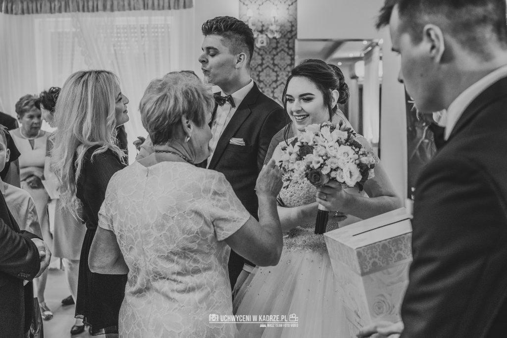 Magdalena Bartłomiej Fotografia Slubna 234 1024x683 - Ślub w zabytkowym drewnianym kościele | Tomaszów Lubelski
