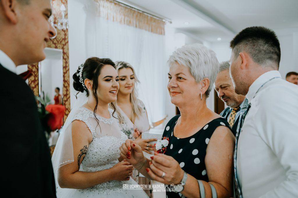 Magdalena Bartłomiej Fotografia Slubna 237 1024x683 - Ślub w zabytkowym drewnianym kościele | Tomaszów Lubelski