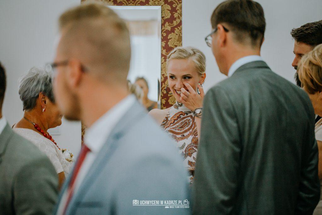 Magdalena Bartłomiej Fotografia Slubna 241 1024x683 - Ślub w zabytkowym drewnianym kościele | Tomaszów Lubelski