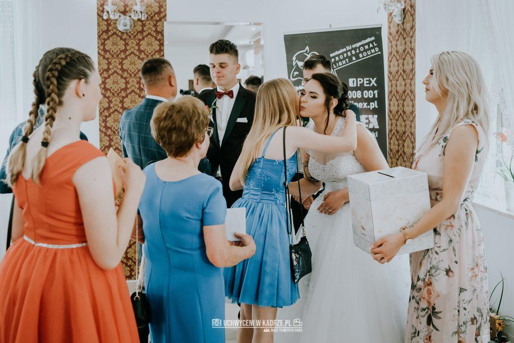 Magdalena Bartłomiej Fotografia Slubna 244 1024x683 - Ślub w zabytkowym drewnianym kościele | Tomaszów Lubelski