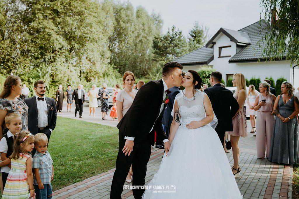 Magdalena Bartłomiej Fotografia Slubna 249 1024x683 - Ślub w zabytkowym drewnianym kościele | Tomaszów Lubelski
