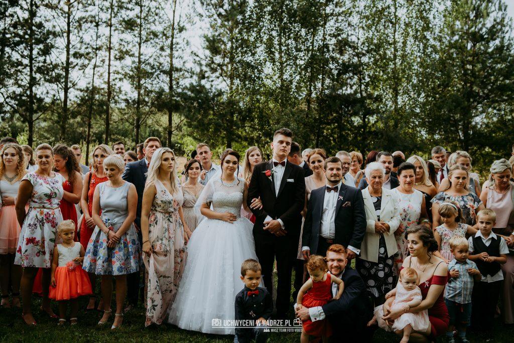 Magdalena Bartłomiej Fotografia Slubna 252 1024x683 - Ślub w zabytkowym drewnianym kościele | Tomaszów Lubelski