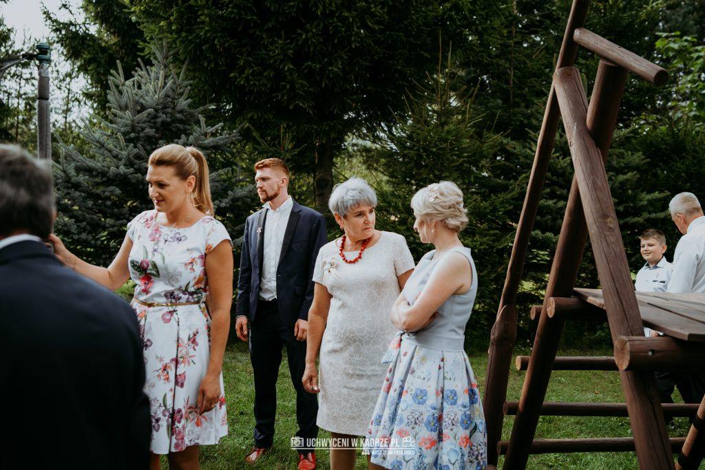 Magdalena Bartłomiej Fotografia Slubna 255 1024x683 - Ślub w zabytkowym drewnianym kościele | Tomaszów Lubelski