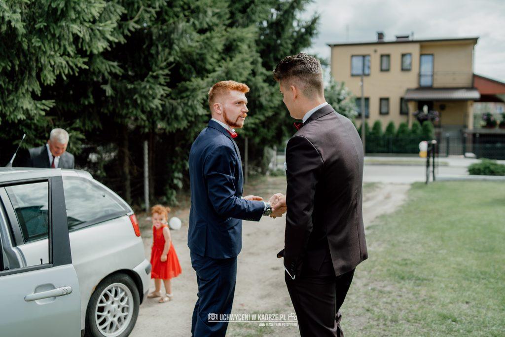 Magdalena Bartłomiej Fotografia Slubna 26 1024x683 - Ślub w zabytkowym drewnianym kościele | Tomaszów Lubelski