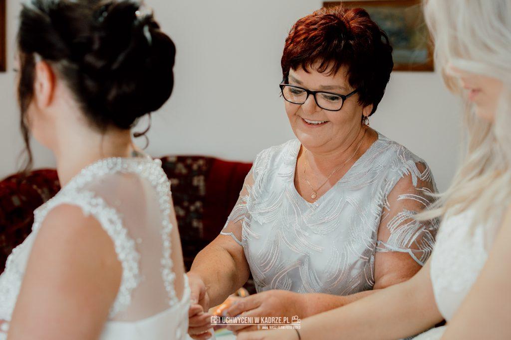 Magdalena Bartłomiej Fotografia Slubna 54 1024x683 - Ślub w zabytkowym drewnianym kościele | Tomaszów Lubelski