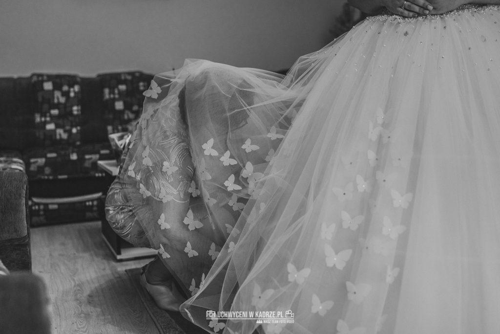 Magdalena Bartłomiej Fotografia Slubna 59 1024x683 - Ślub w zabytkowym drewnianym kościele | Tomaszów Lubelski