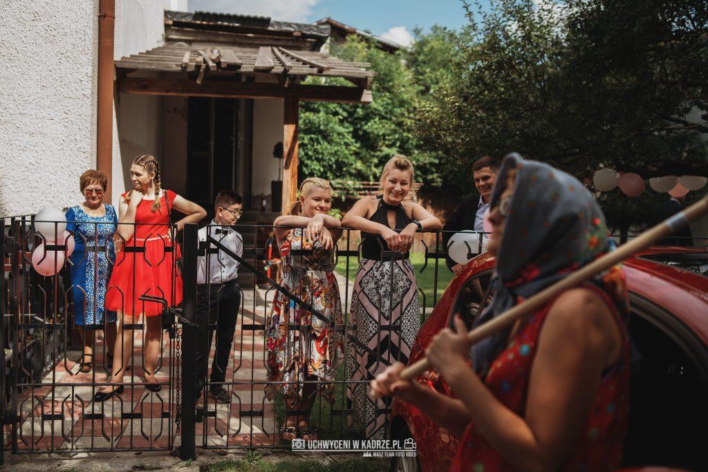 Magdalena Bartłomiej Fotografia Slubna 68 1024x683 - Ślub w zabytkowym drewnianym kościele | Tomaszów Lubelski