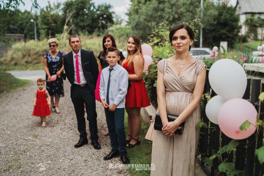 Magdalena Bartłomiej Fotografia Slubna 77 1024x683 - Ślub w zabytkowym drewnianym kościele | Tomaszów Lubelski