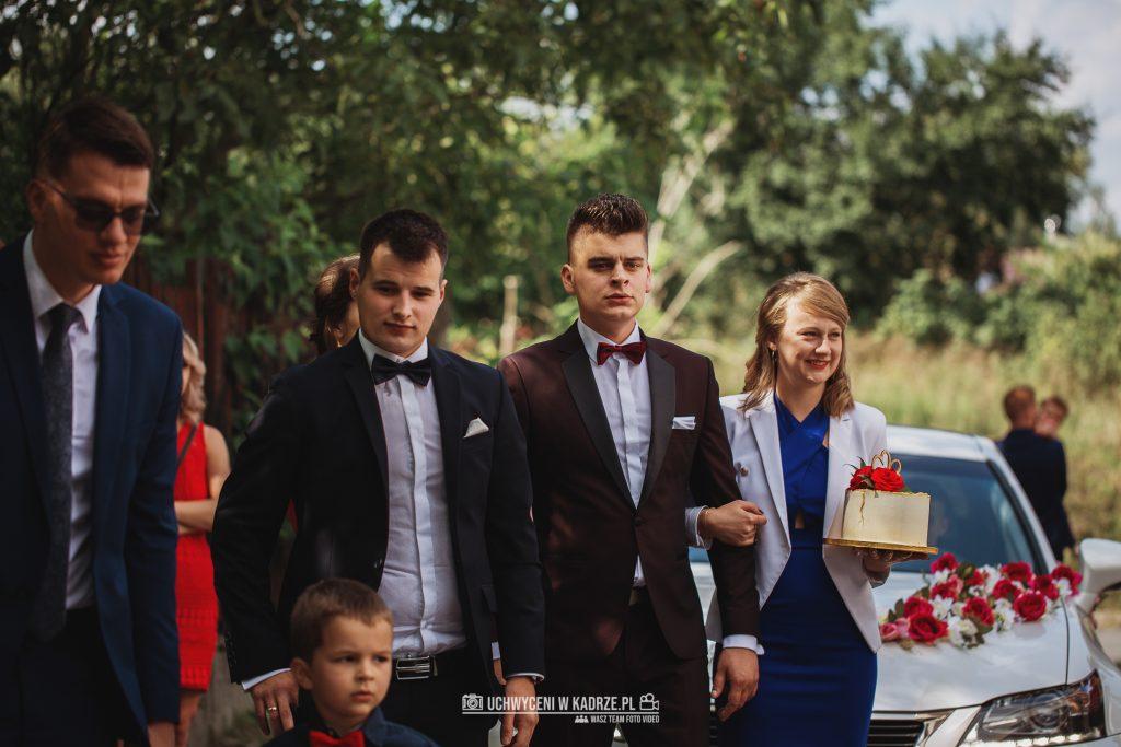 Magdalena Bartłomiej Fotografia Slubna 87 1024x683 - Ślub w zabytkowym drewnianym kościele | Tomaszów Lubelski