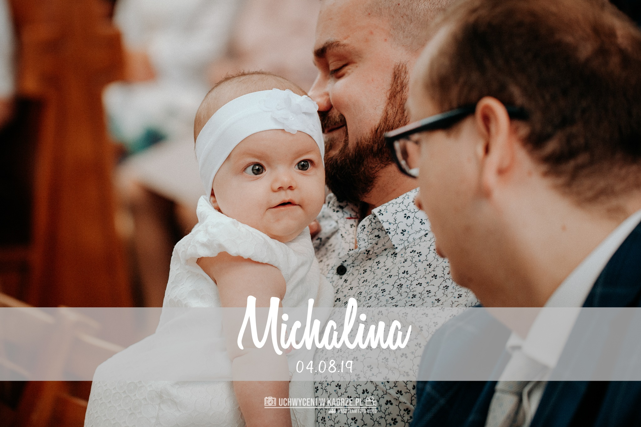 Michalina | Zdjęcia z Chrzcin | Chełm
