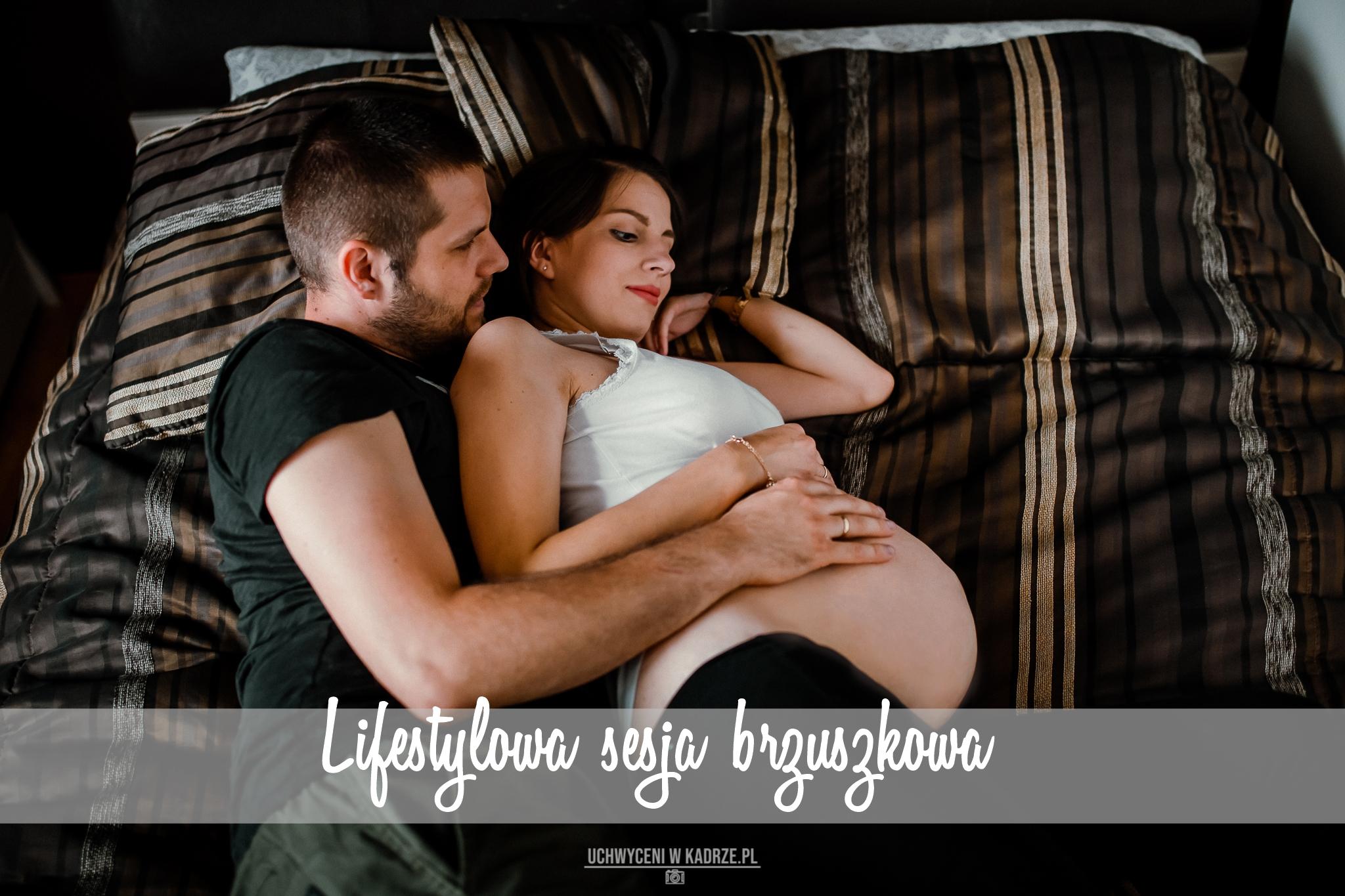 Lifestylowa sesja ciążowa | Sawin