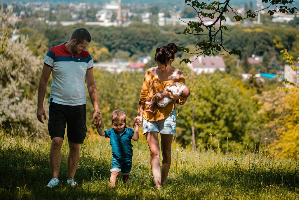 lenka sesja noworodkowa w plenerze 24 1024x683 - Sesja noworodkowa w plenerze | Chełm | 19.07.2020