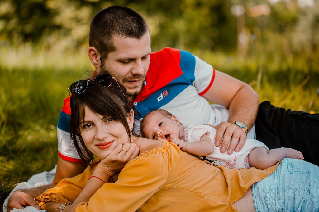 lenka sesja noworodkowa w plenerze 5 1024x683 - Sesja noworodkowa w plenerze | Chełm | 19.07.2020