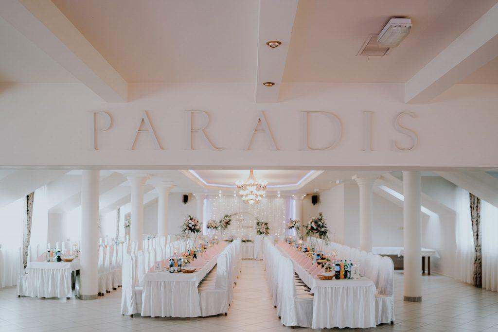 wesele paradis iga damian 169 1024x683 - Wesele w stylu glamour | Lubartów | I+D | 04.09.2020