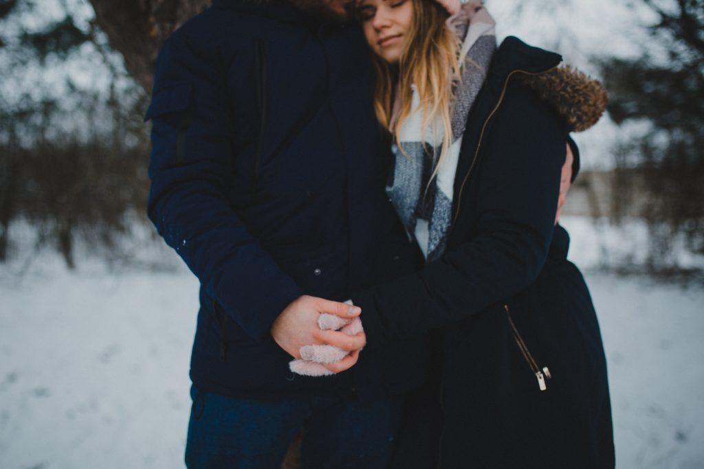 zimowa sesja zakochanych kasia daniel 104 1024x683 - Sesja zimowa zakochanej pary - Kasia i Daniel | 17.01.2021