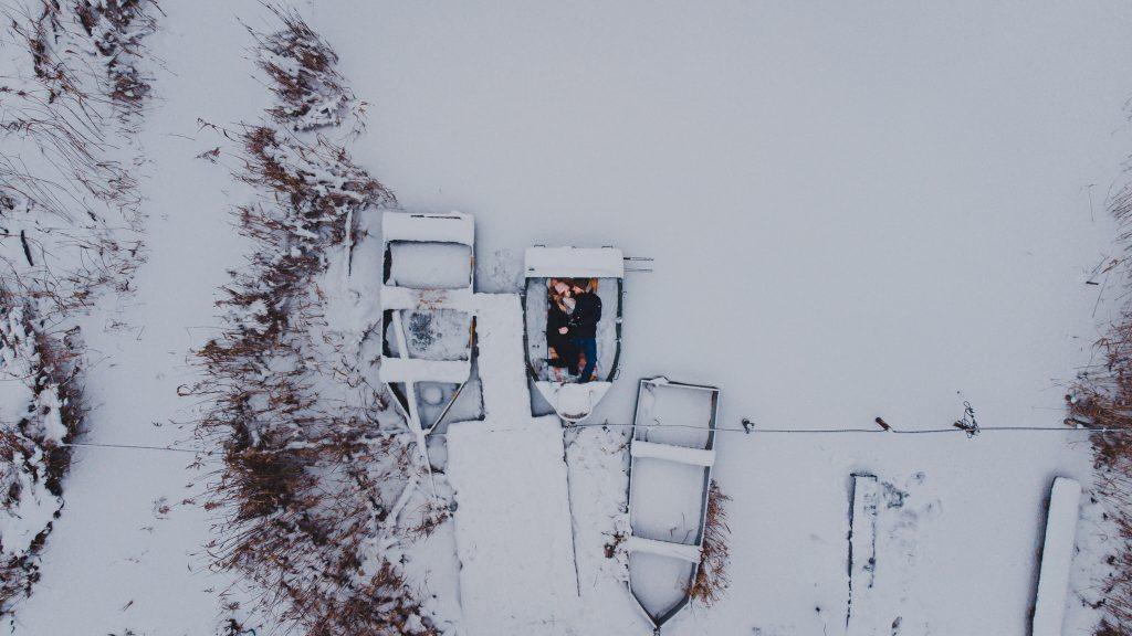 zimowa sesja zakochanych kasia daniel 30 1024x576 - Sesja zimowa zakochanej pary - Kasia i Daniel | 17.01.2021