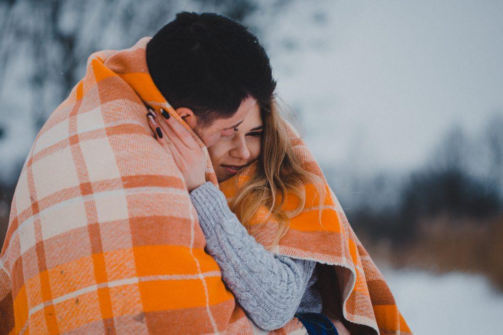 zimowa sesja zakochanych kasia daniel 41 1024x683 - Sesja zimowa zakochanej pary - Kasia i Daniel | 17.01.2021