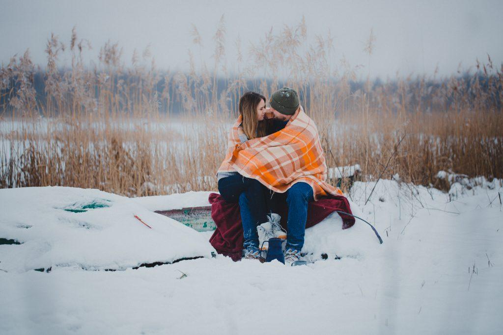 zimowa sesja zakochanych kasia daniel 42 1024x683 - Sesja zimowa zakochanej pary - Kasia i Daniel | 17.01.2021