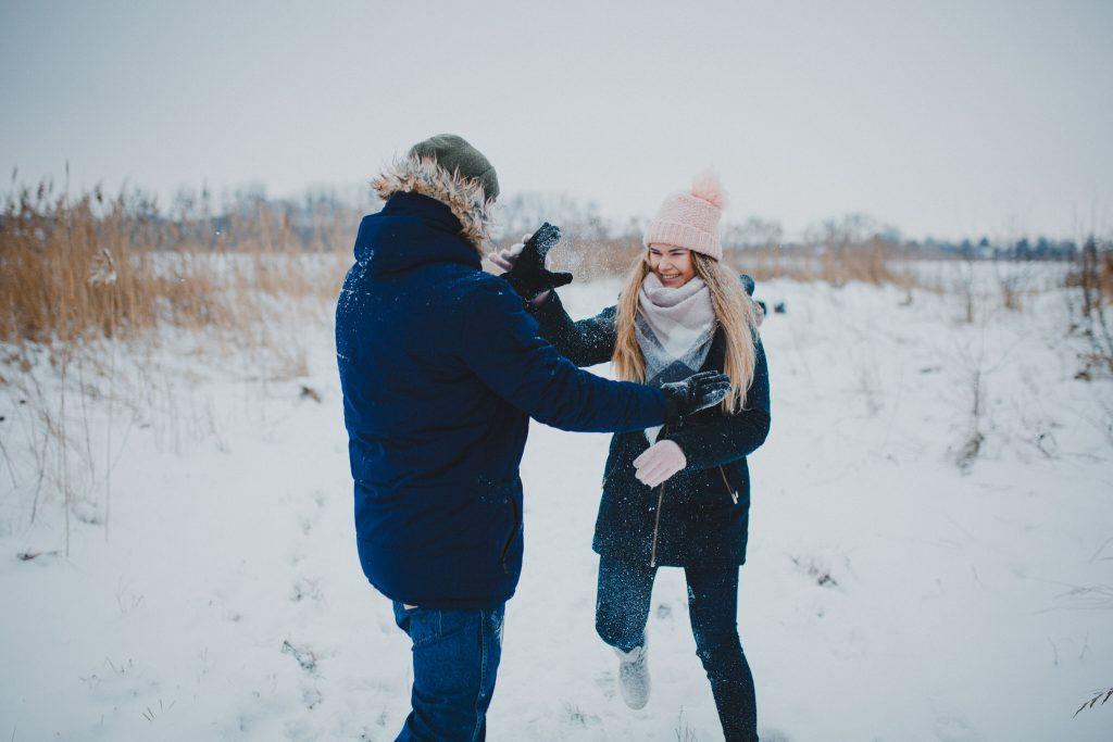 zimowa sesja zakochanych kasia daniel 5 1024x683 - Sesja zimowa zakochanej pary - Kasia i Daniel | 17.01.2021
