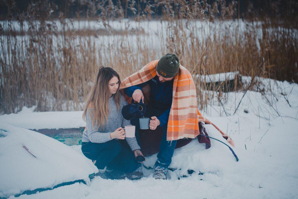 zimowa sesja zakochanych kasia daniel 50 1024x683 - Sesja zimowa zakochanej pary - Kasia i Daniel | 17.01.2021