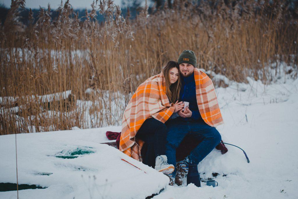 zimowa sesja zakochanych kasia daniel 54 1024x683 - Sesja zimowa zakochanej pary - Kasia i Daniel | 17.01.2021