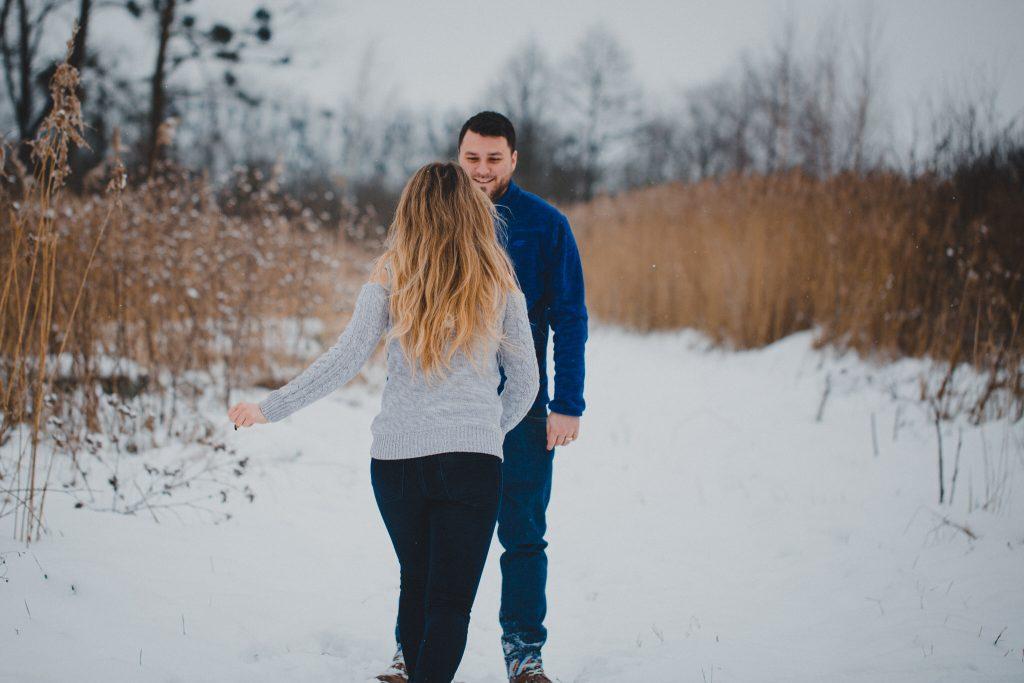 zimowa sesja zakochanych kasia daniel 57 1024x683 - Sesja zimowa zakochanej pary - Kasia i Daniel | 17.01.2021
