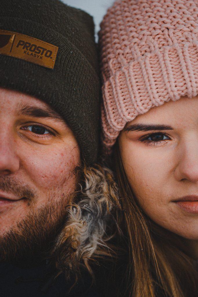 zimowa sesja zakochanych kasia daniel 86 683x1024 - Sesja zimowa zakochanej pary - Kasia i Daniel | 17.01.2021