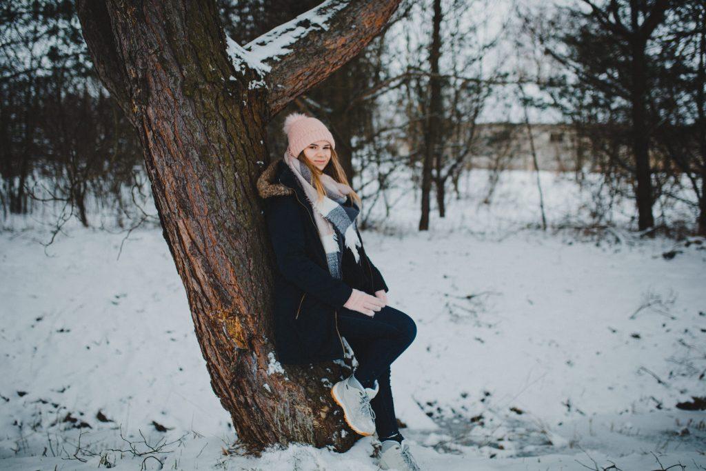 zimowa sesja zakochanych kasia daniel 92 1024x683 - Sesja zimowa zakochanej pary - Kasia i Daniel | 17.01.2021