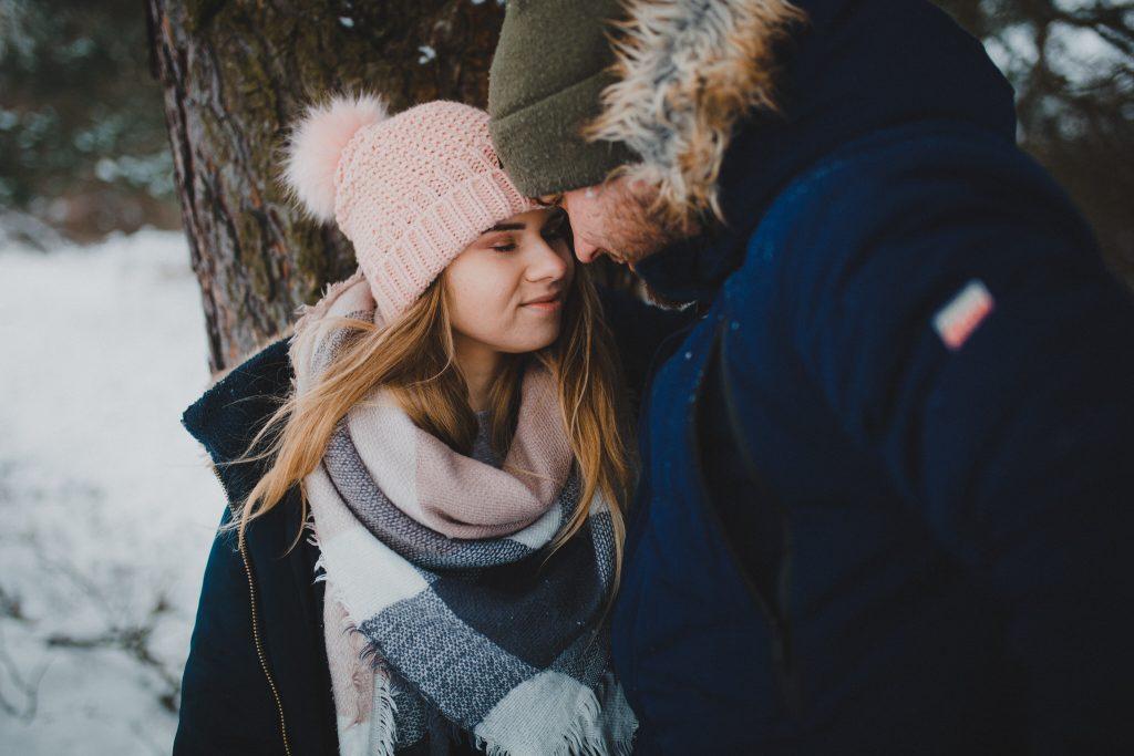 zimowa sesja zakochanych kasia daniel 95 1024x683 - Sesja zimowa zakochanej pary - Kasia i Daniel | 17.01.2021