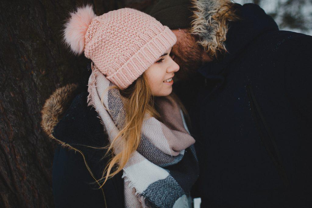 zimowa sesja zakochanych kasia daniel 97 1024x683 - Sesja zimowa zakochanej pary - Kasia i Daniel | 17.01.2021