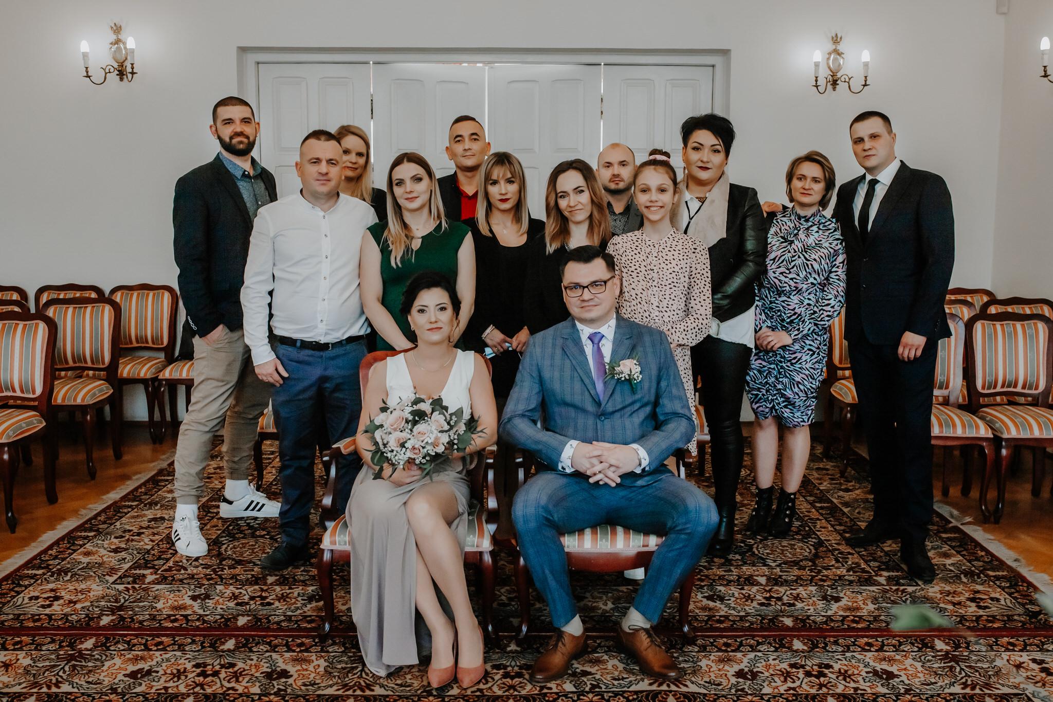 justyna kamil slub cywilny chelm 122 - Ślub cywilny Chełm | Justyna i Kamil | 13.04.2021