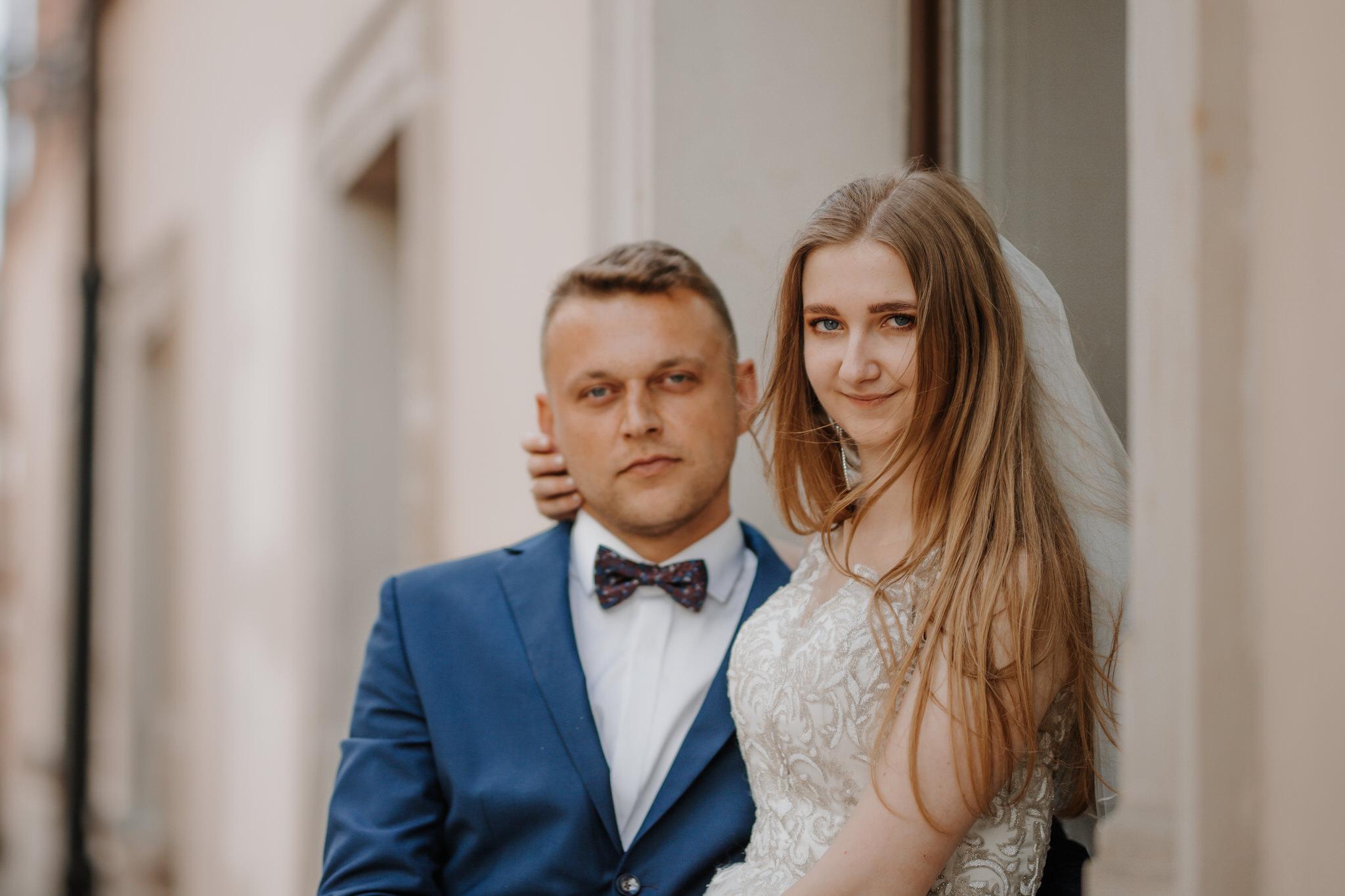 Sesja Ślubna w Zamościu | Dominika i Jarek | 31.05.2021