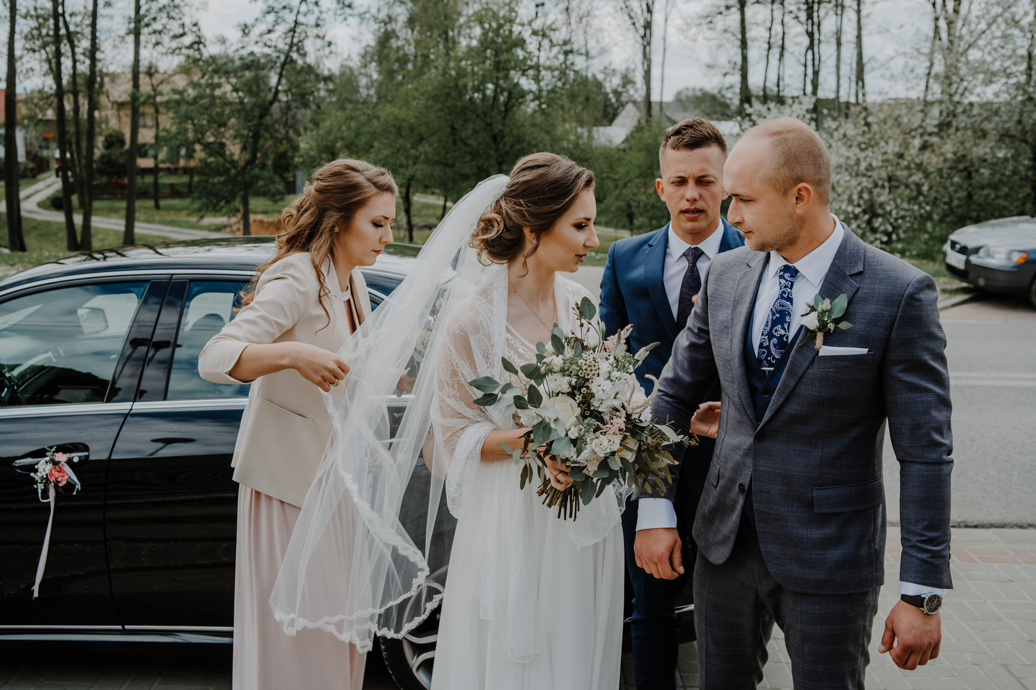 4 slub chmielek zyczenia reportaz slubny lubelskie 9 - Wesele w stodole Biłgoraj | 15.05.2021